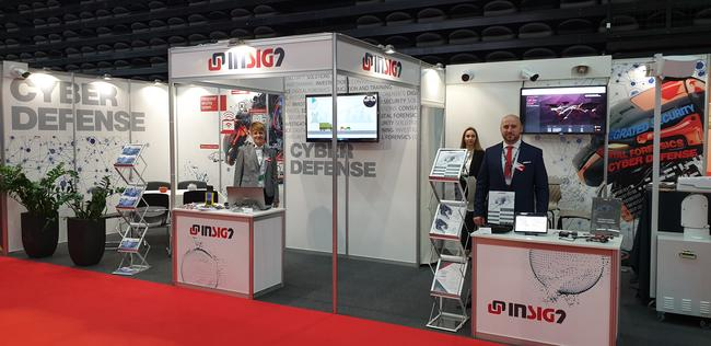INsig2 at ASDA defense & aerospace exhibition