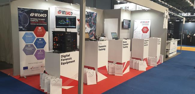 INsig2 at Milipol Paris 2019